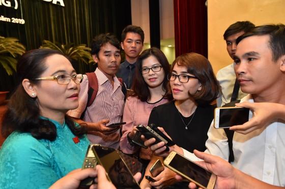 Đồng chí Nguyễn Thị Lệ làm Chủ tịch HĐND TPHCM ảnh 2
