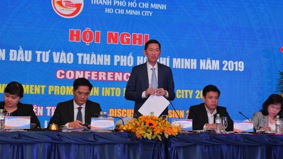 Bí thư Thành ủy TPHCM Nguyễn Thiện Nhân phân tích lợi thế với nhà đầu tư nước ngoài ảnh 2