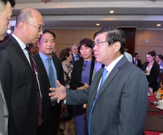 Bí thư Thành ủy TPHCM Nguyễn Thiện Nhân phân tích lợi thế với nhà đầu tư nước ngoài ảnh 4