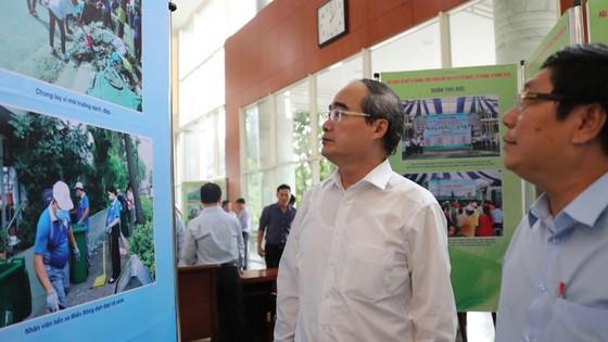 Bí thư Thành ủy TPHCM Nguyễn Thiện Nhân: Ghi hình người xả rác để phạt đã làm được chưa? ảnh 3