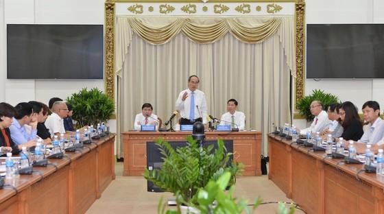 Bí thư Thành ủy TPHCM Nguyễn Thiện Nhân: Quản lý TPHCM theo dự báo khoa học, không phải 'ăn xổi' ảnh 1