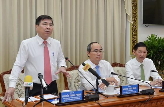 Bí thư Thành ủy TPHCM Nguyễn Thiện Nhân: Quản lý TPHCM theo dự báo khoa học, không phải 'ăn xổi' ảnh 2