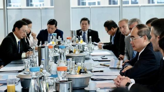 Đến Đức tham khảo kinh nghiệm xây dựng Thủ Thiêm thành trung tâm tài chính quốc tế ảnh 1
