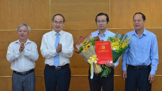 Đồng chí Lê Văn Minh trở lại làm Phó trưởng Ban Tuyên giáo Thành ủy TPHCM ảnh 1
