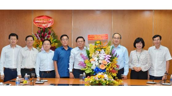 Bí thư Thành ủy TPHCM Nguyễn Thiện Nhân: 'Báo SGGP đạt thành tựu đáng trân trọng' ảnh 1