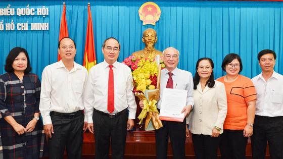Đồng chí Phan Nguyễn Như Khuê làm Trưởng Ban Tuyên giáo Thành ủy TPHCM ảnh 3