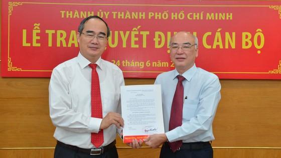 Đồng chí Phan Nguyễn Như Khuê làm Trưởng Ban Tuyên giáo Thành ủy TPHCM ảnh 1