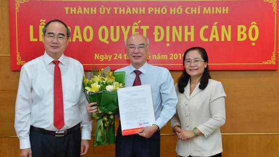 Đồng chí Phan Nguyễn Như Khuê làm Trưởng Ban Tuyên giáo Thành ủy TPHCM ảnh 2