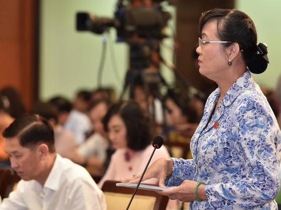 Nguyên Chủ tịch HĐND TPHCM Nguyễn Thị Quyết Tâm: Phải chỉ rõ địa chỉ trách nhiệm trong chống ngập ảnh 3