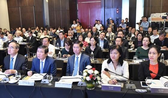 Xây dựng TPHCM thành trung tâm tài chính quốc tế theo cơ chế đặc thù ảnh 1