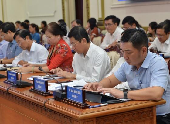 TPHCM thu ngân sách hơn cả Hà Nội, Hải Phòng, Cần Thơ, Đà Nẵng gộp lại ảnh 1