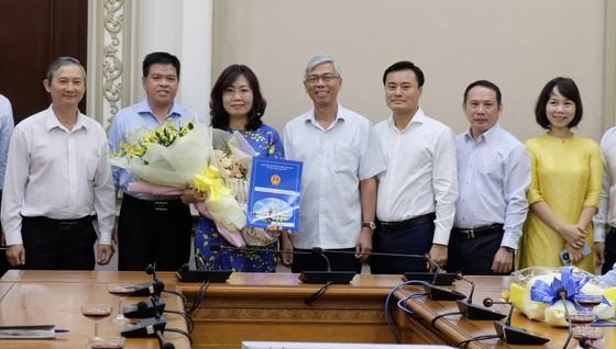 TPHCM bổ nhiệm Phó Giám đốc Công ty Quản lý, vận hành metro Bến Thành - Suối Tiên ảnh 1