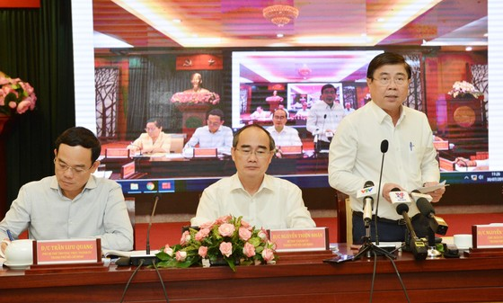 Bí thư Thành ủy TPHCM Nguyễn Thiện Nhân: Không được vào làm Nhà nước để kiếm thu nhập bất hợp pháp ảnh 2