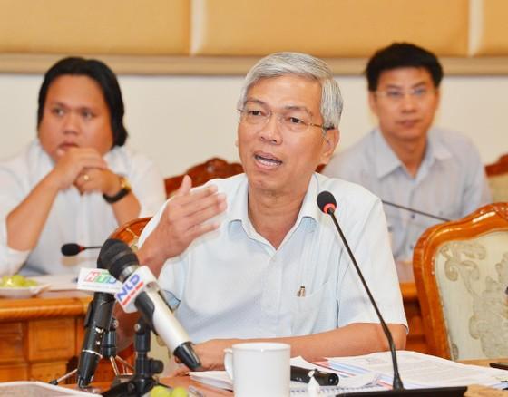 Bí thư Thành ủy TPHCM Nguyễn Thiện Nhân nghe đề xuất biến bãi rác ô nhiễm thành đô thị xanh ảnh 4