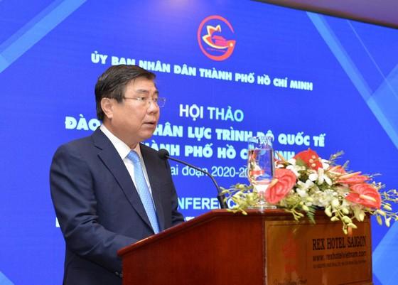 Bí thư Thành ủy TPHCM Nguyễn Thiện Nhân: Đào tạo nhân lực trí tuệ nhân tạo đạt trình độ quốc tế ảnh 2