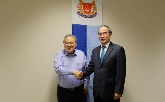 Hợp tác với Singapore nâng giáo dục phổ thông TPHCM đạt chuẩn quốc tế ảnh 3