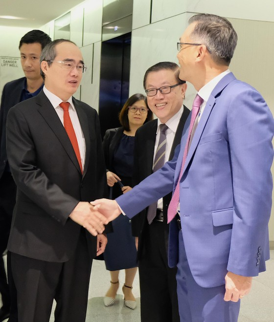 Doanh nghiệp Singapore tuyên bố đầu tư 500 triệu USD vào Việt Nam ảnh 3