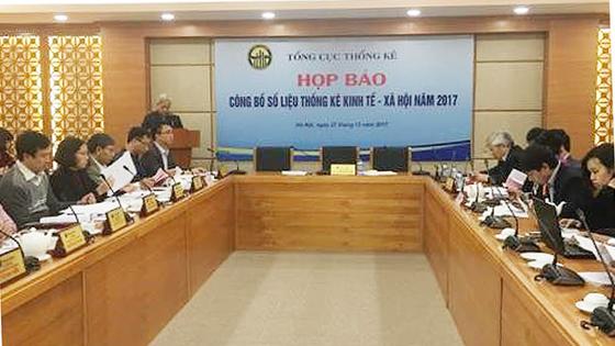 GDP bình quân của người Việt Nam tăng lên 2.385 USD ảnh 1