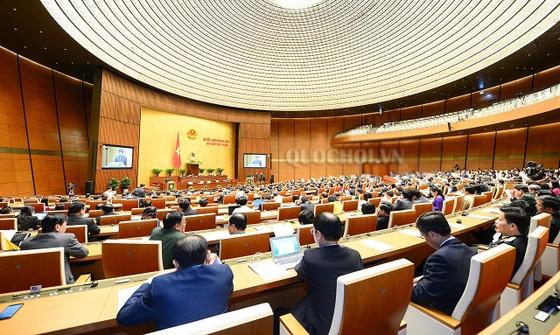 Chính thức bế mạc kỳ họp thứ 5, Quốc hội khoá XIV ảnh 1