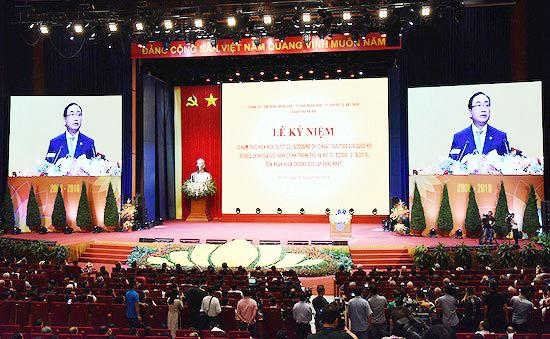 Lễ kỷ niệm 10 năm Hà Nội điều chỉnh địa giới hành chính Thủ đô  ảnh 3
