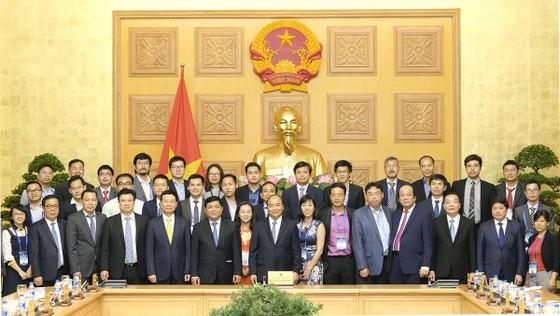 Chính phủ sẽ tạo môi trường tốt nhất cho trí thức người Việt đóng góp phát triển đất nước ảnh 1
