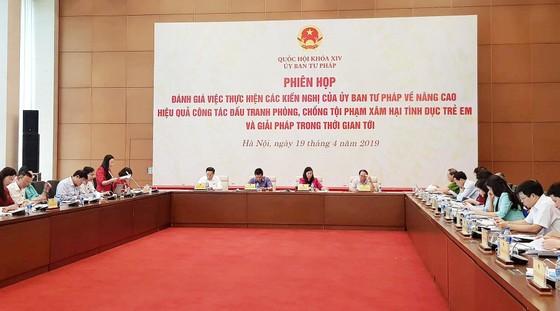 Ủy ban Tư pháp đề nghị Bộ Công an giải trình vụ việc ông Nguyễn Hữu Linh   ảnh 1