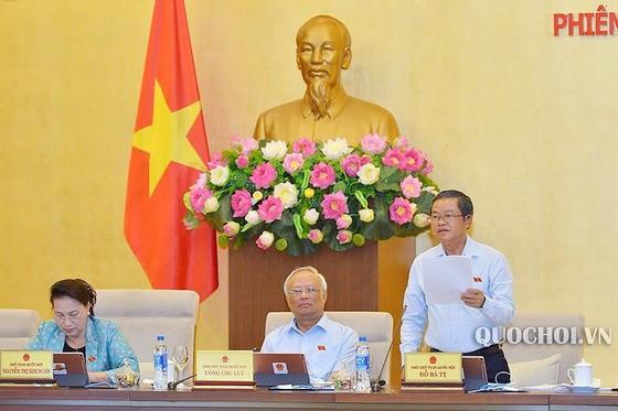Xem xét, quyết định việc thành lập một số đơn vị hành chính thuộc tỉnh Nam Định và Kon Tum ảnh 1
