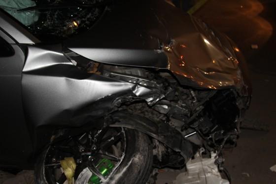 Diễn biến mới nhất vụ ô tô gây tai nạn liên hoàn, 6 người bị thương nhập viện ảnh 3