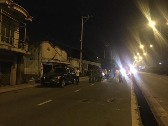 Một người tử vong sau tiếng nổ lớn trên đường phố TPHCM ảnh 7