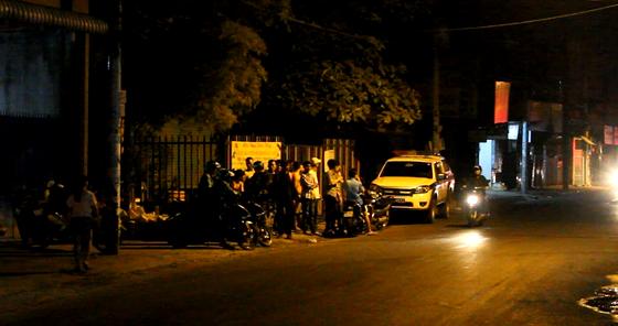 Vụ nổ súng bắn nam thanh niên ở quận Tân Phú: Mâu thuẫn chuyện tình cảm  ảnh 3