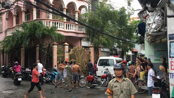 Nghi án hai cha con bị sát hại ở quận Tân Bình ảnh 1