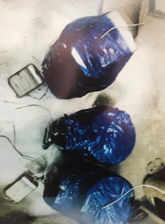 Công an TPHCM họp báo vụ nổ ở trước trụ sở công an phường 12, quận Tân Bình ảnh 21