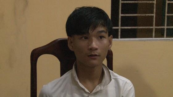 Bắt đối tượng 16 tuổi dùng dao cướp tài sản  ảnh 1