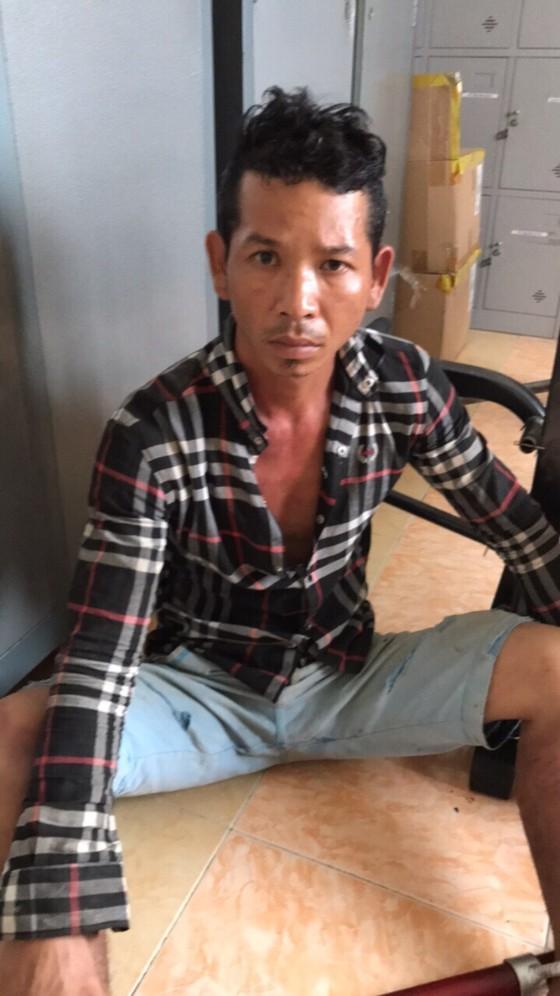 Triệt phá băng nhóm cướp tài sản tấn công người dân hết sức tào tợn ở TPHCM ảnh 3
