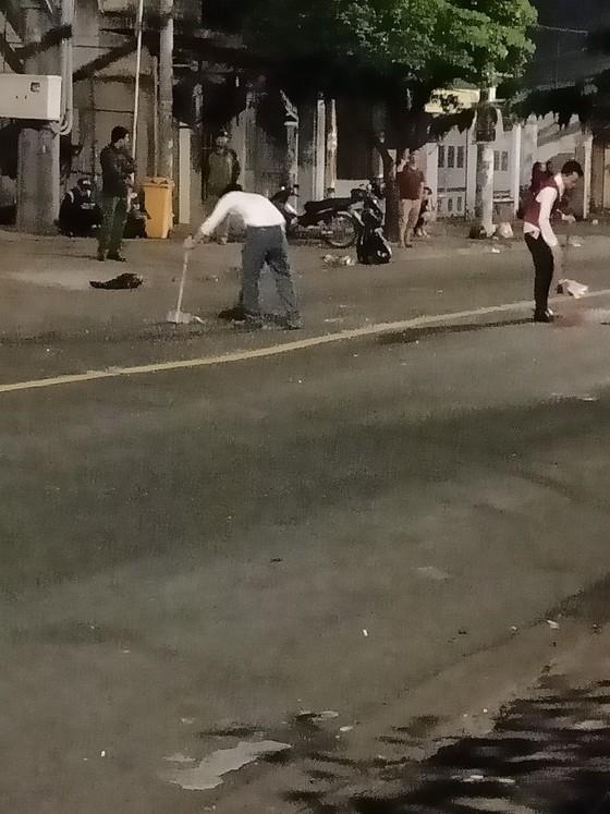 Hỗn chiến ở quán bar quận 12, nhiều người bị thương ảnh 1