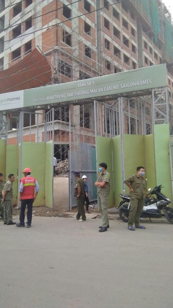 Rơi từ tầng 10 công trình Saigon Homes, 2 công nhân tử vong ảnh 4