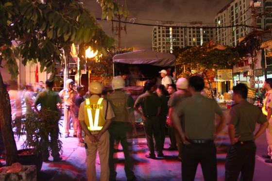 Đột kích quán bar ở quận 7 phát hiện 20 nam nữ phê ma tuý ảnh 5