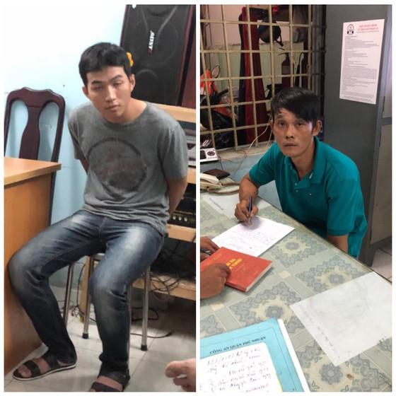 """Hai thanh niên cùng bộ đồ nghề """"khủng"""" đi trộm bị hình sự đặc nhiệm bắt giữ ảnh 1"""