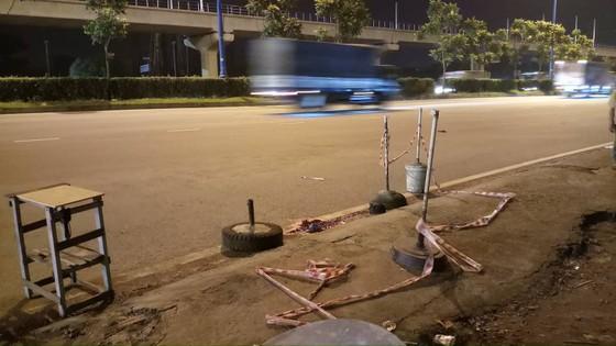 Cự cãi lúc ăn nhậu, một người đàn ông bị đâm trọng thương tại quận 9 TPHCM ảnh 1