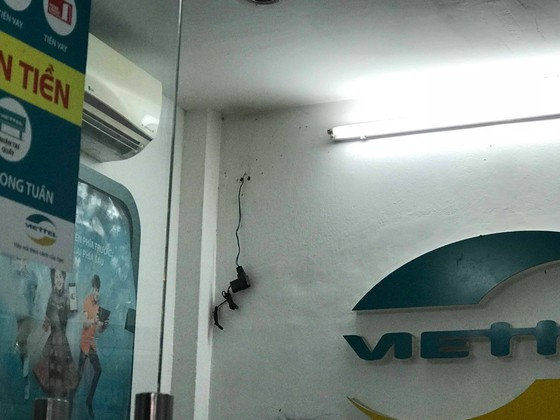 Cửa hàng Viettel ở quận Thủ Đức bị trộm két sắt trị giá hơn 1 tỷ đồng ảnh 2
