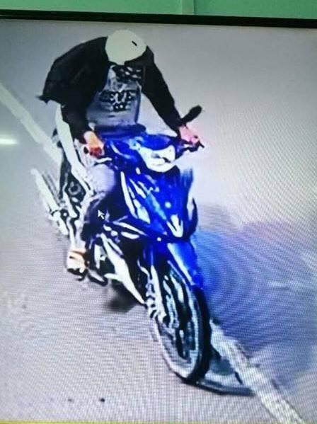 Camera ghi nhận hình ảnh nghi phạm sát hại nữ chủ quán cà phê cướp tài sản ảnh 2