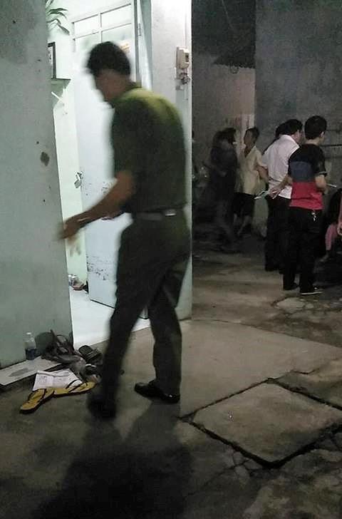 Người phụ nữ tử vong ở nhà vệ sinh nghi bị giết cướp tài sản ảnh 1