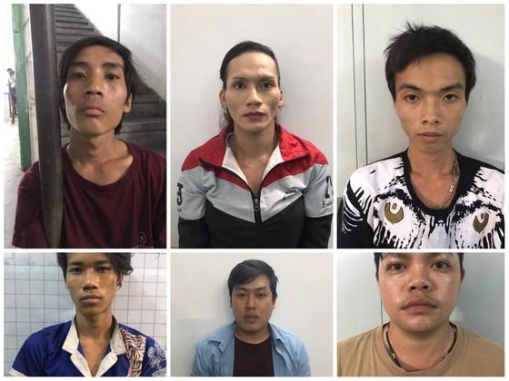 Bắt băng nghiện ma tuý gây ra hàng loạt vụ trộm ở vùng ven TPHCM ảnh 1
