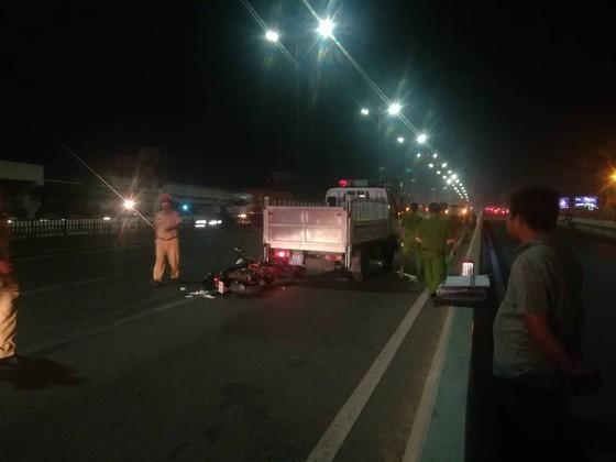 Tai nạn trên cầu Sài Gòn, 1 người tử vong, 2 người bị thương ảnh 3