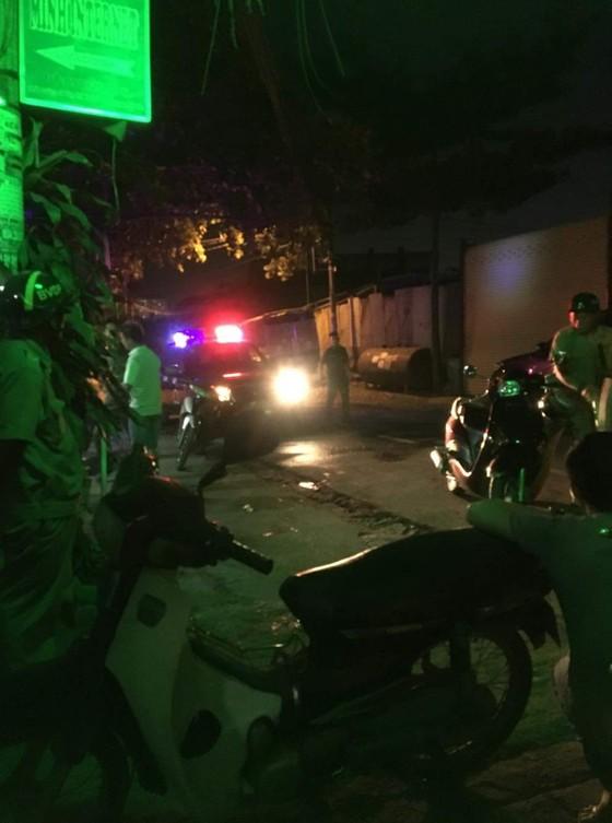 Nhóm thanh niên bị truy sát tại phòng trọ ở quận Thủ Đức ảnh 1
