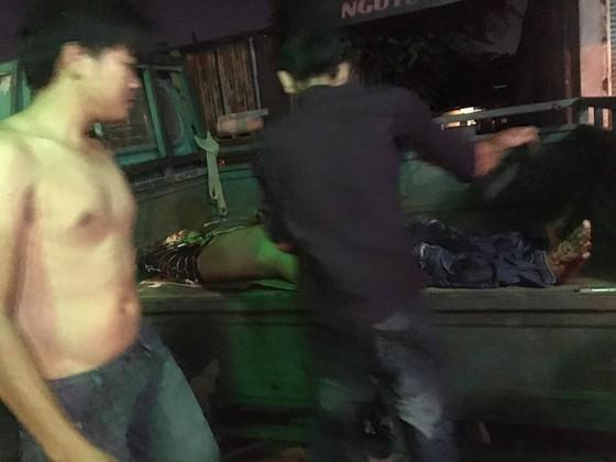 Bắt 2 đối tượng vụ truy sát nhóm thanh niên ở quận Thủ Đức ảnh 2