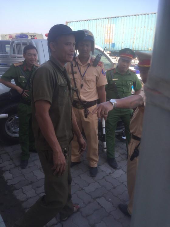 Phát hiện nhiều tài xế xe container dương tính ma túy ở cảng Phú Hữu, quận 9 ảnh 4