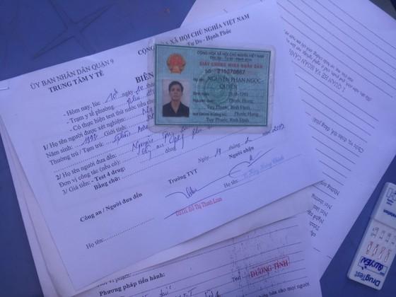Phát hiện nhiều tài xế xe container dương tính ma túy ở cảng Phú Hữu, quận 9 ảnh 2