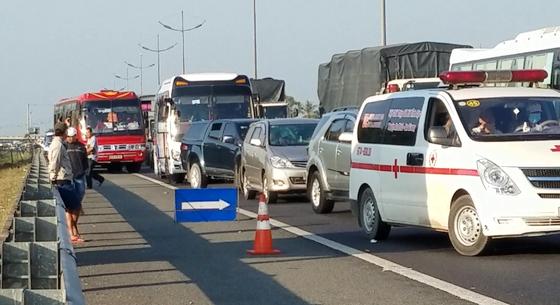 Va chạm liên hoàn trên cao tốc TPHCM - Trung Lương, 1 người tử vong ảnh 8
