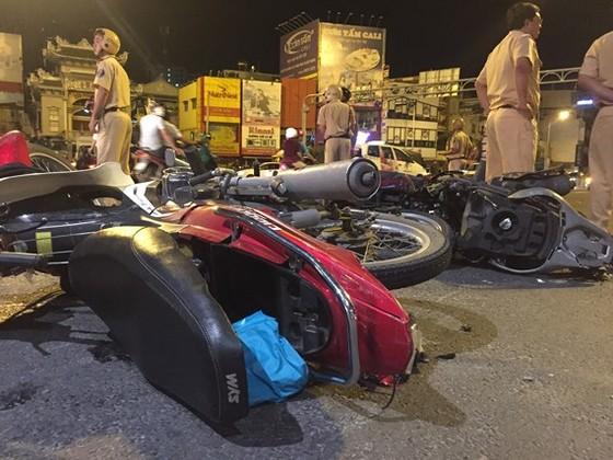 Chuẩn bị xét xử vụ xe BMW gây tai nạn liên hoàn tại ngã tư Hàng Xanh ảnh 1